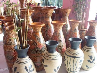 Contoh seni kriya keramik