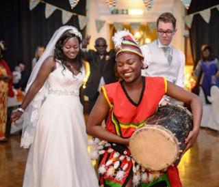 Adanta Dancers for Wedding Hire