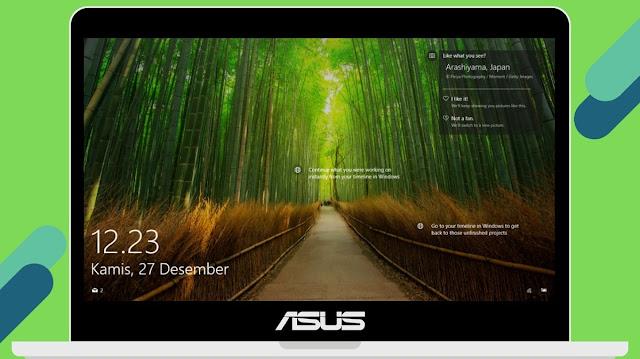 Windows Spotlight - TechHijau.my.id