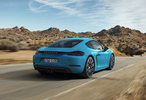 Full Review Porsche 718 Cayman And Release Date