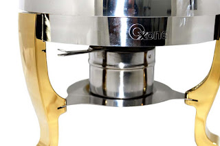 OX-713 Horeca Coffee & Tea Pot With Burner 13Lt