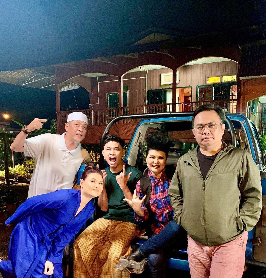 Pelakon Balik Kampung Tak Lonely Lagi
