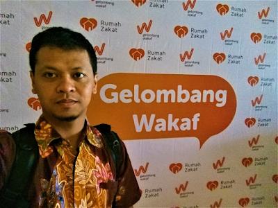 Road Show Gelombang Wakaf, Ayo Bantu SD Juara Punya Gedung Sendiri!