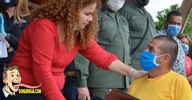 Iris Varela soltó a 151 reclusos de alta peligrosidad de la cárcel de Táchira