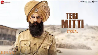 Teri Mitti - Tribute ( LYRICS ) | Akshay Kumar | B Praak | Arko | Manoj Muntashir |