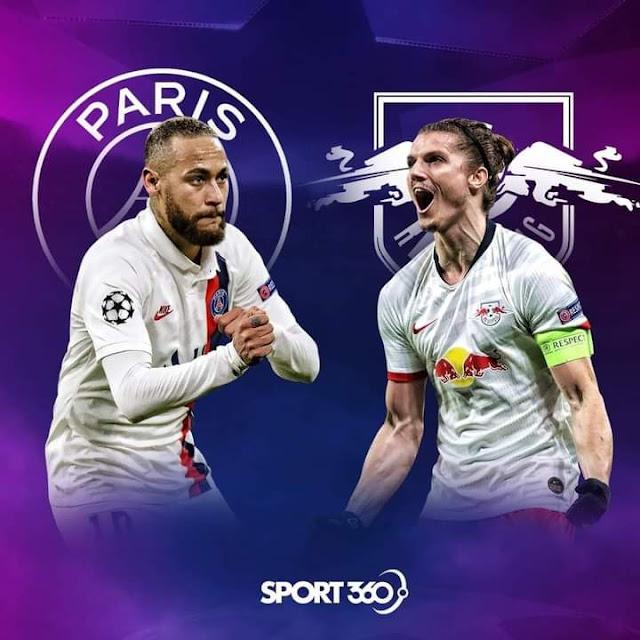 مشاهدة مباراة باريس سان جيرمان ولايبزيج بث مباشر اليوم الثلاثاء 18 / 08 / 2020 في دوري أبطال أوروبا