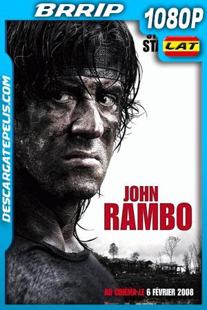 Rambo 4 (2008) 1080p BRrip Latino – Ingles