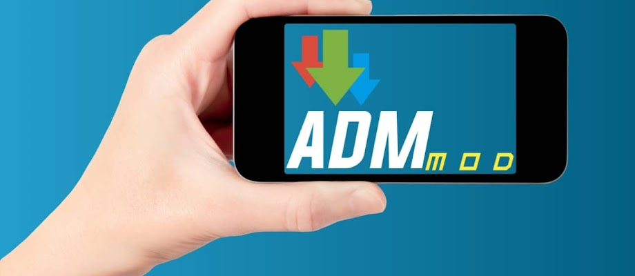 Free Download ADM Mod - Downloader Manager For Android