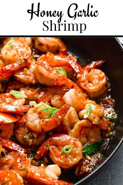 Honey Garlic Shrimp #Honey #Garlic #Shrimp Seafood Recipes Healthy, Seafood Recipes For Dinner, Seafood Recipes Easy, Seafood Recipes Fresh,