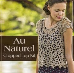 Buy the Au Natural Cropped Top in a Kit-  Sizes small - 3X