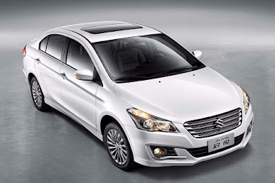 Maruti Suzuki Ciaz 2018 Facelift with sunroof wallpaper