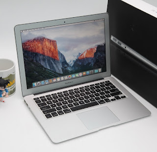 Macbook Air 4.2 Core i5 13 Inch Bekas