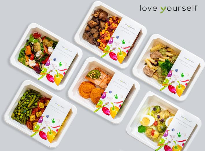Love Yourself - Healthy Meal Delivery Service