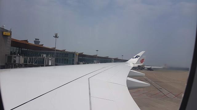 Finnair na stołecznym lotnisku w Pekinie