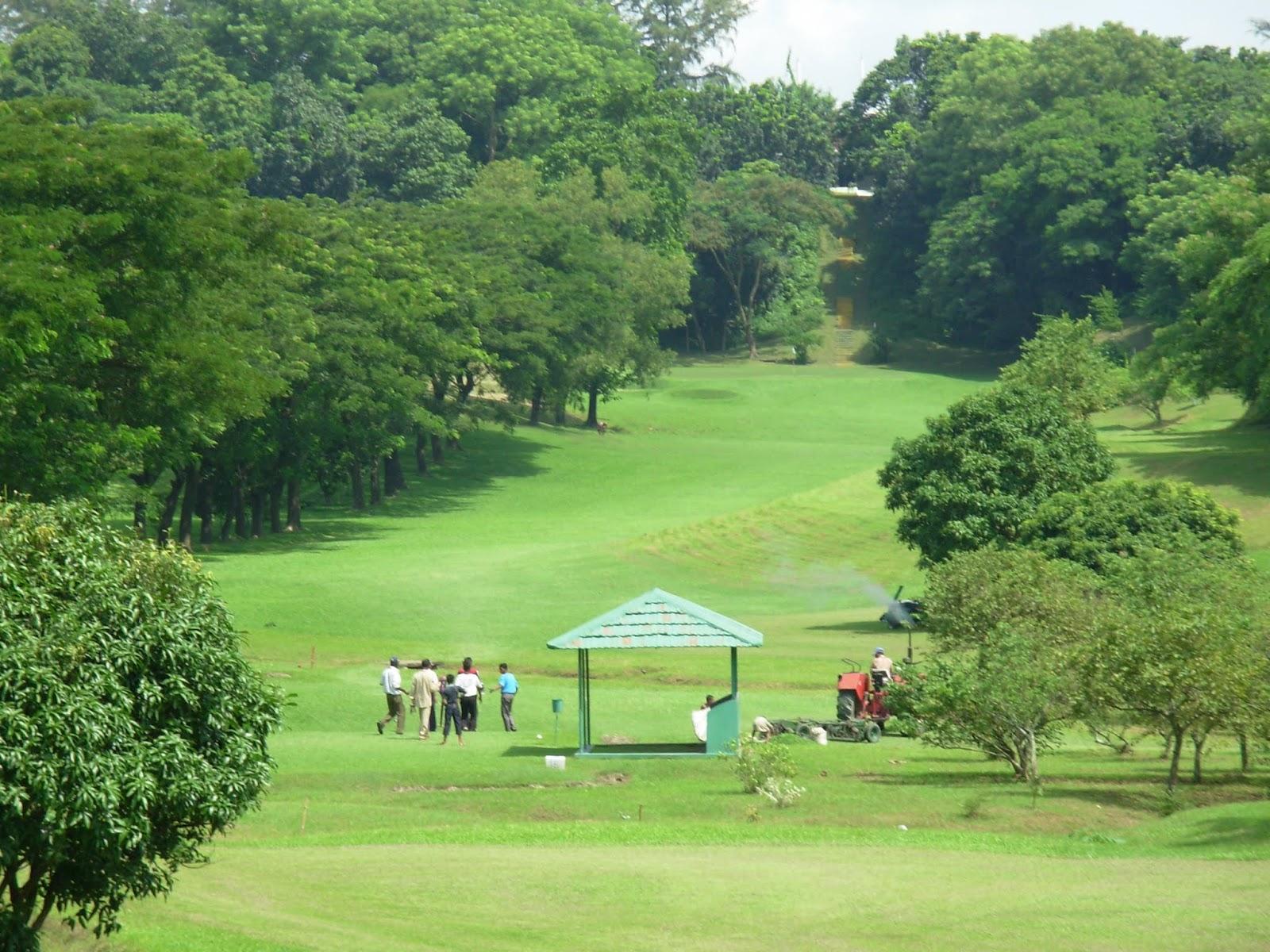 Bhatiary Golf Club, Chittagong.