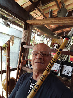 """Portal Capoeira Mestre Tabosa e o """"Ás de Ouro 88"""" Curiosidades"""