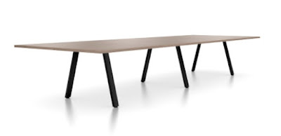 sawhorse conference table