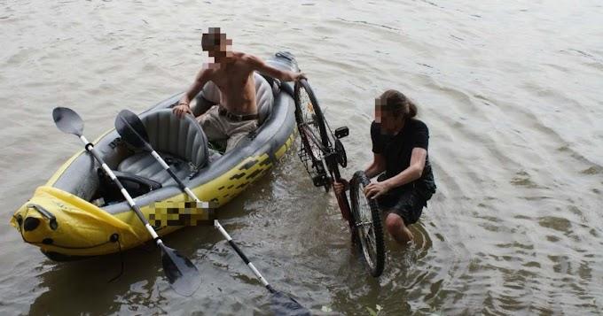 Három tini egy nap alatt féltucat biciklit lopott el Szegeden