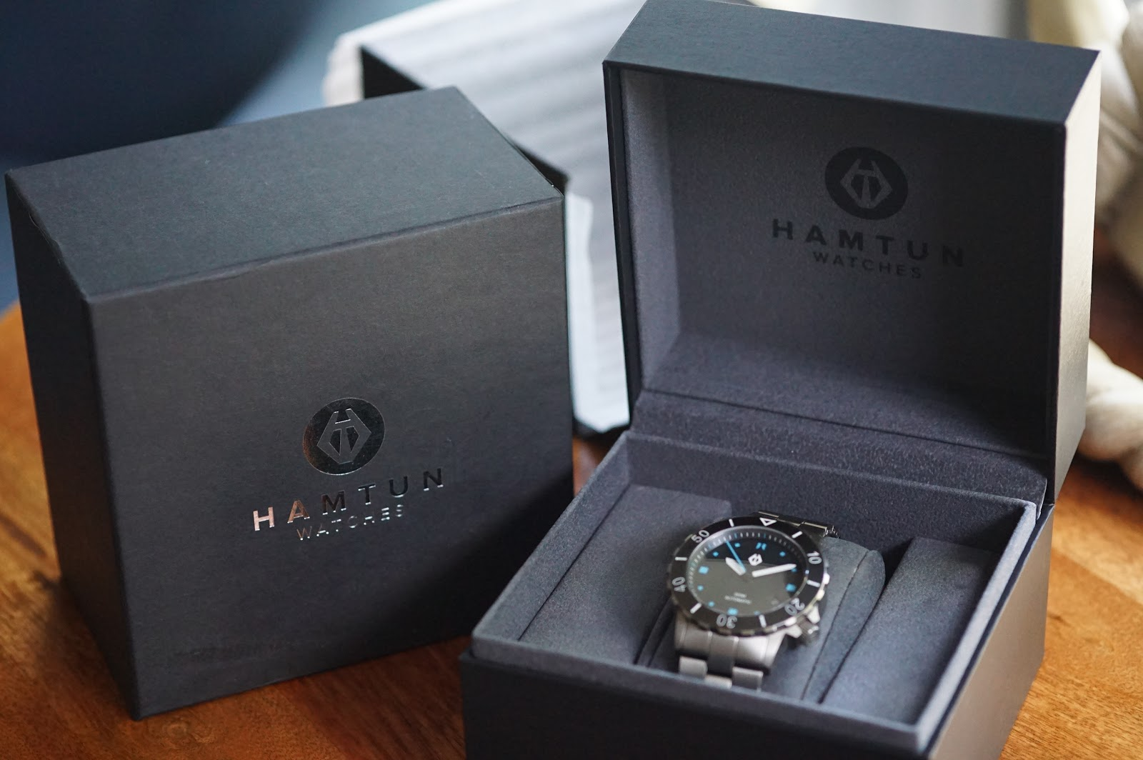 Hamtun H1 packaging