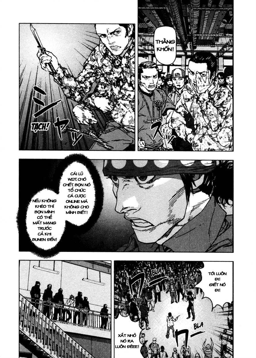 Gekiryuuchi chap 14 trang 5