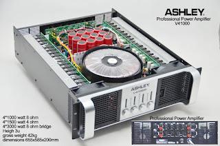 Jenis-jenis Power Amplifier dan perbedaannya - gambar3