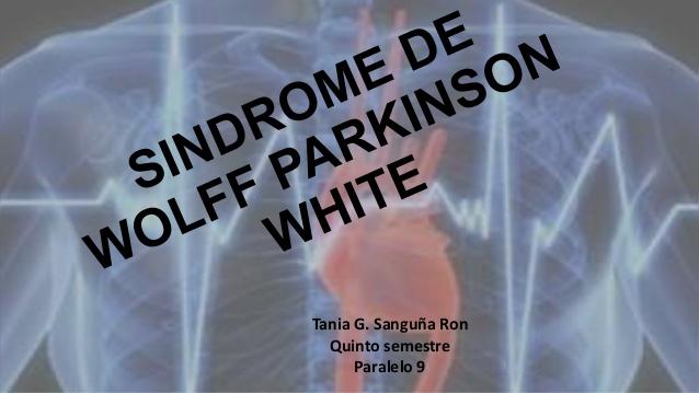 Wat is Wolff-Parkinson-White-sindroom