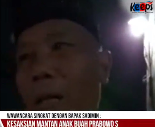 Kesaksian Mantan Anak Buah: Prabowo Tak Pernah Ambil Gaji, Beliau Lebih Mementingkan Anak Buah