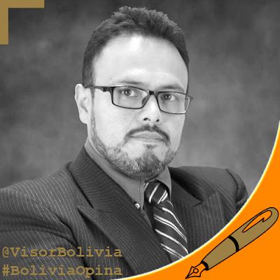 Escribe Hugo Marcelo Balderrama