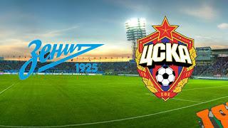 ЦСКА – Зенит прямая трансляция онлайн 11/11 в 19:00 по МСК.