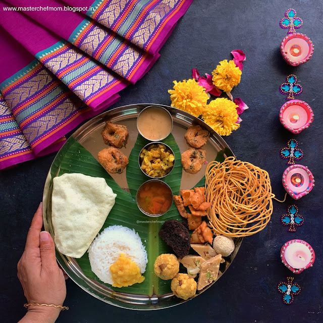 Diwali 2019 Thali | Indian Thali Ideas By Masterchefmom