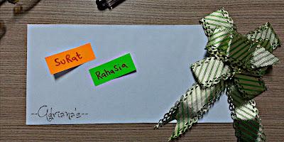 Hadiah Untuk Pengantin Baru: Surat Rahasia
