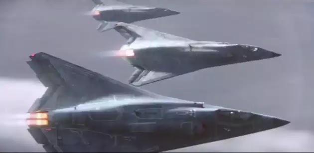 Βίντεο: Ερχονται τα 6ης γενιάς μαχητικά αεροσκάφη!