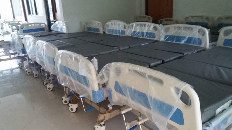 Distributor Tempat Tidur Pasien 3 Engkol Murah - Diba Store