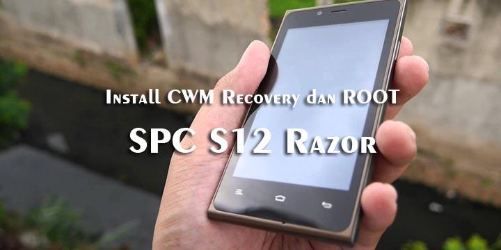 Root-SPC-S12-Razor-kitkat-CWM-recovery