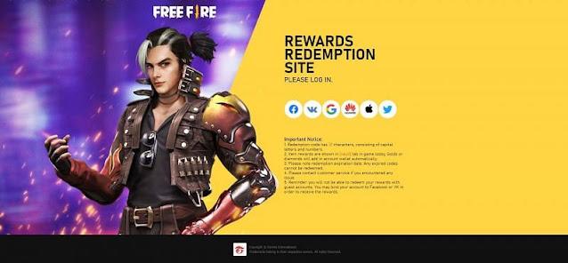 Şimdiye kadar 2021'de yayınlanan Free Fire Redeem kodlarının tam listesi