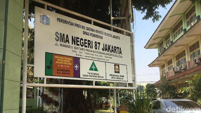 Bawaslu Selidiki Guru SMA 87 Jakarta yang Dituduh Doktrin Anti-Jokowi