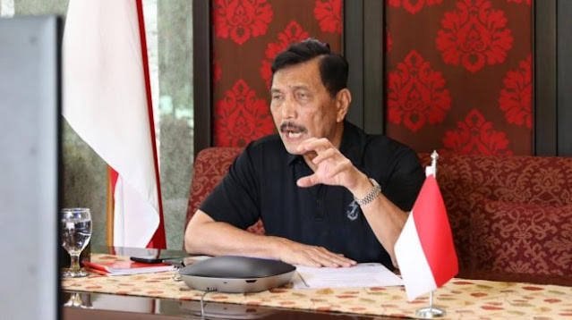 Sriwijaya Air Jatuh, Luhut: Kita akan Perbaiki Sistem Pemeliharaan Pesawat