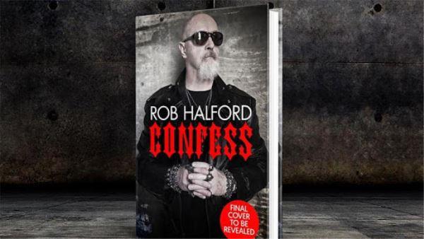 ROB HALFORD: Τον Σεπτέμβριο θα κυκλοφορήσει η βιογραφία του