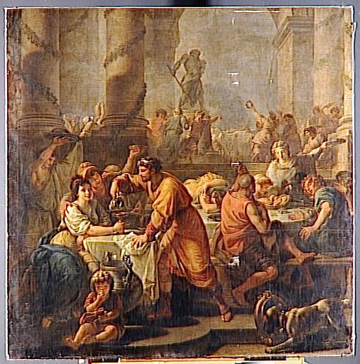 La Toge Et Le Glaive Aux Origines De No 235 L Saturnales Et
