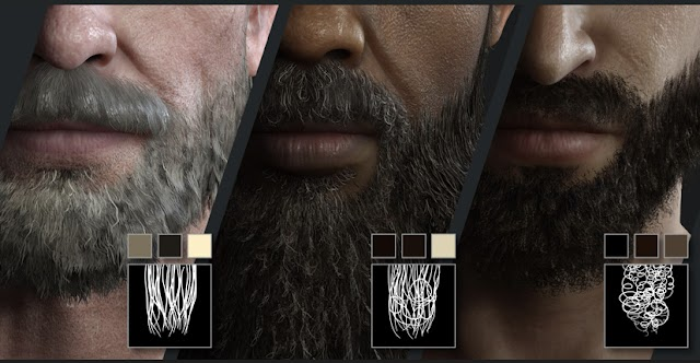 Beard and Brows Builder