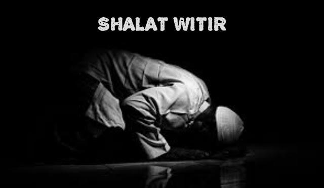 Shalat Witir, Doa dan Cara Pelaksanaannya