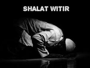 Shalat Sunnah Witir, Doa dan Cara Pelaksanaannya