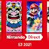 Todas as Novidades da Nintendo Direct | E3 2021