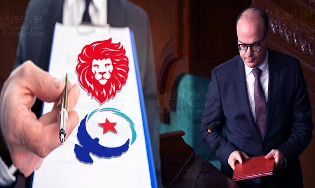 تقودها النهضة وقلب تونس: لائحة لسحب الثقة من الفخفاخ وتقديم قضية