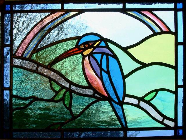 How to Design a Stained GLASS WINDOW