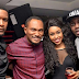 Photos: Blossom Chukwujekwu's Wife Throws Him A Surprise Birthday Party