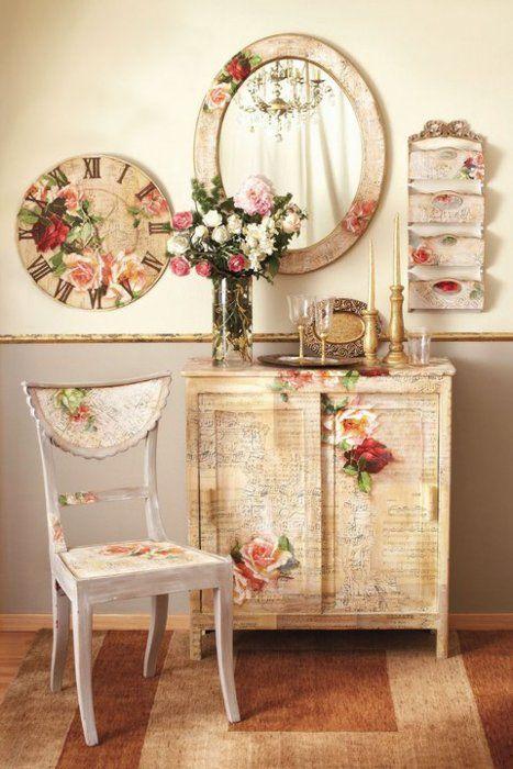 Blog de mbar muebles aprende a decorar tus muebles y - Decoupage su mobili ...