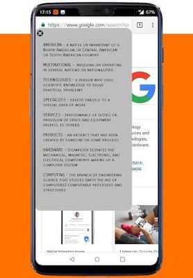 تطبيق استخراج النص العربي من الصورة, تطبيق استخراج النصوص من الصور للاندرويد
