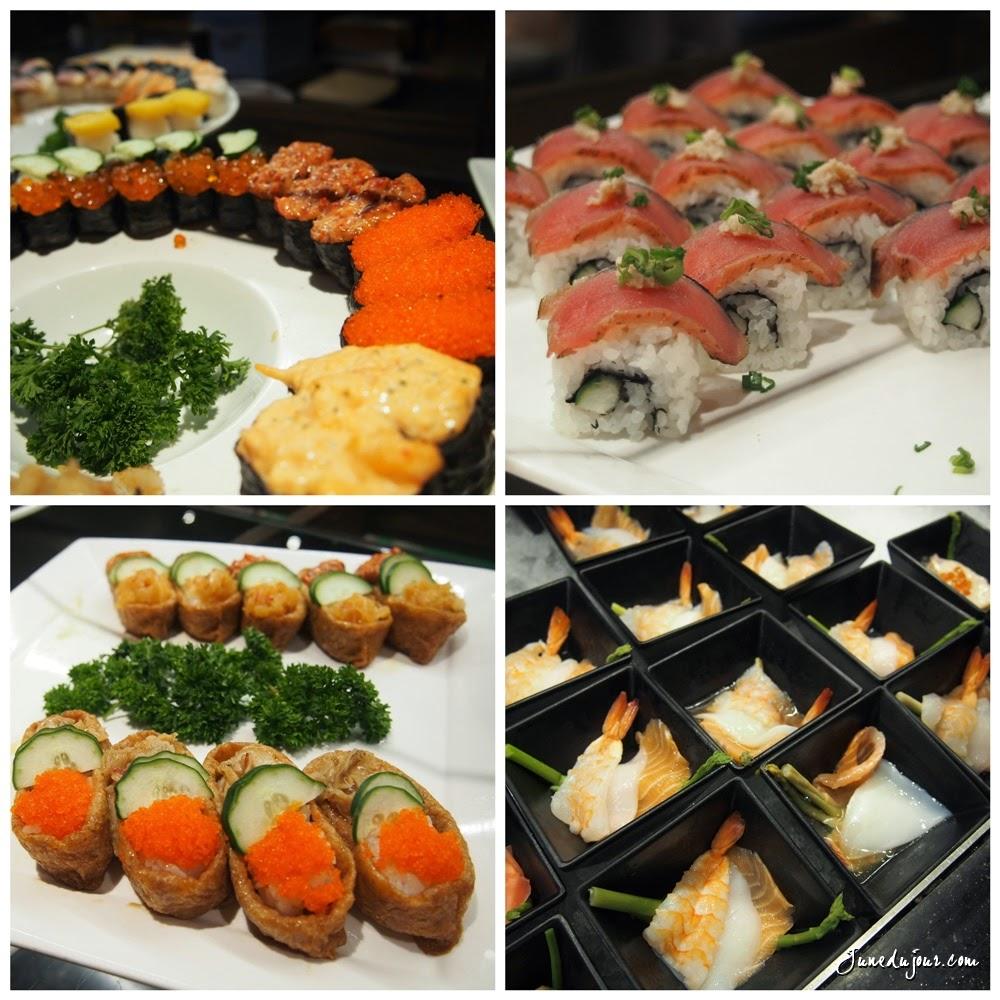 Momiji Japanese Restaurant Stone Ridge Menu