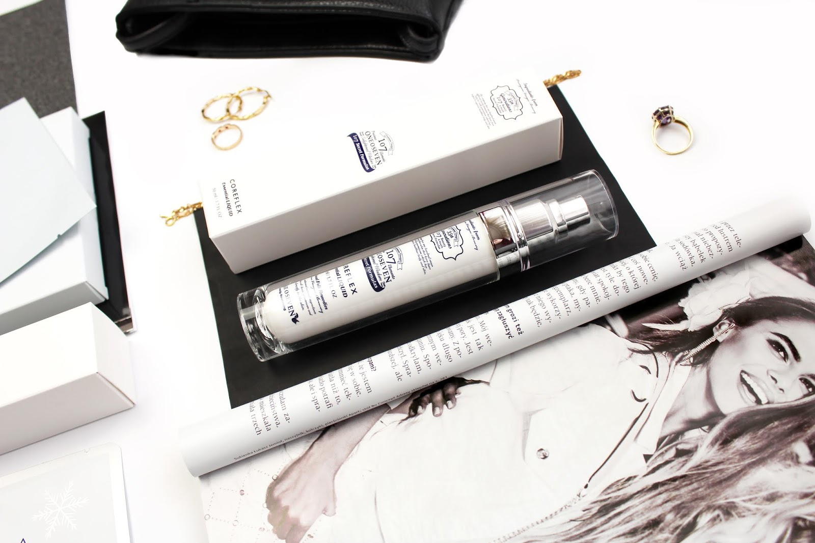107 Oneoseven, Coreflex Essential Liquid